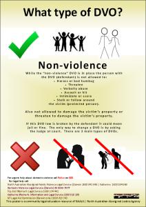 DVO - Non Violence