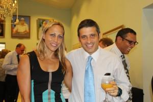 Shahleena Musk and Jared Sharp
