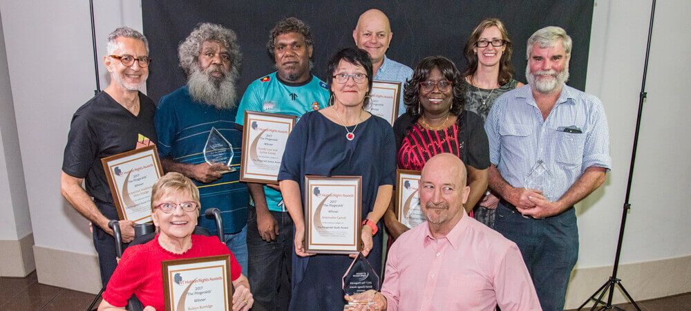 Winners of the 2017 NT Human Rights Awards announced